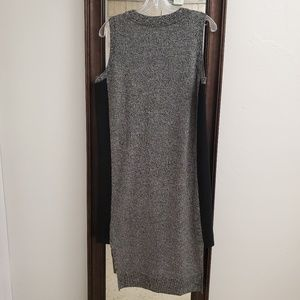 Athleta Dresses - ATHLETA Merino Wool sleeveless crew neck dress